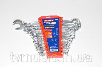 Набор ключей рожково-накидных Technics 48-922