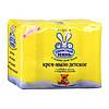 Крем-мыло детское Ушастый нянь с оливковым маслом и ромашкой 4х100г
