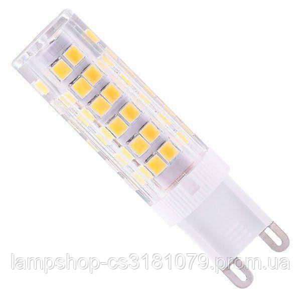 Светодиодная лампа Biom G9 7W 2835 3000K AC220