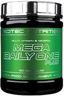 Scitec Nutrition Mega Daily One Plus 120 капсул