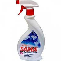 Спрей для чистки ванны и кафеля SAMA  500мл
