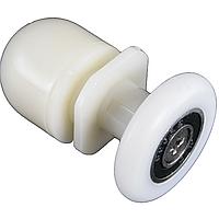Ролик для двери душевой кабины ( Х-06 А ) пластиковый с съемным колесом 24 мм