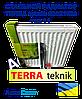 Стальной радиатор TERRA teknik 500x1100 тип 11 боковое подключение
