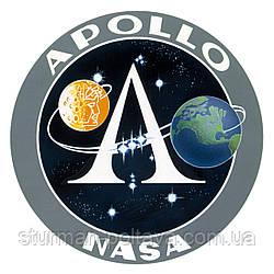 Патч шашивка Космічна програма Аполлон Місія NASA