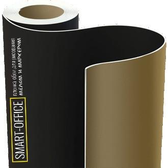 МАГНІТНА ГРИФЕЛЬНА ДОШКА на клейовій основі (1200х900 мм.) + магнітний вініл з клеєм А4 формату 10шт.