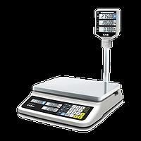 Торговые весы CAS PR - 15 II P