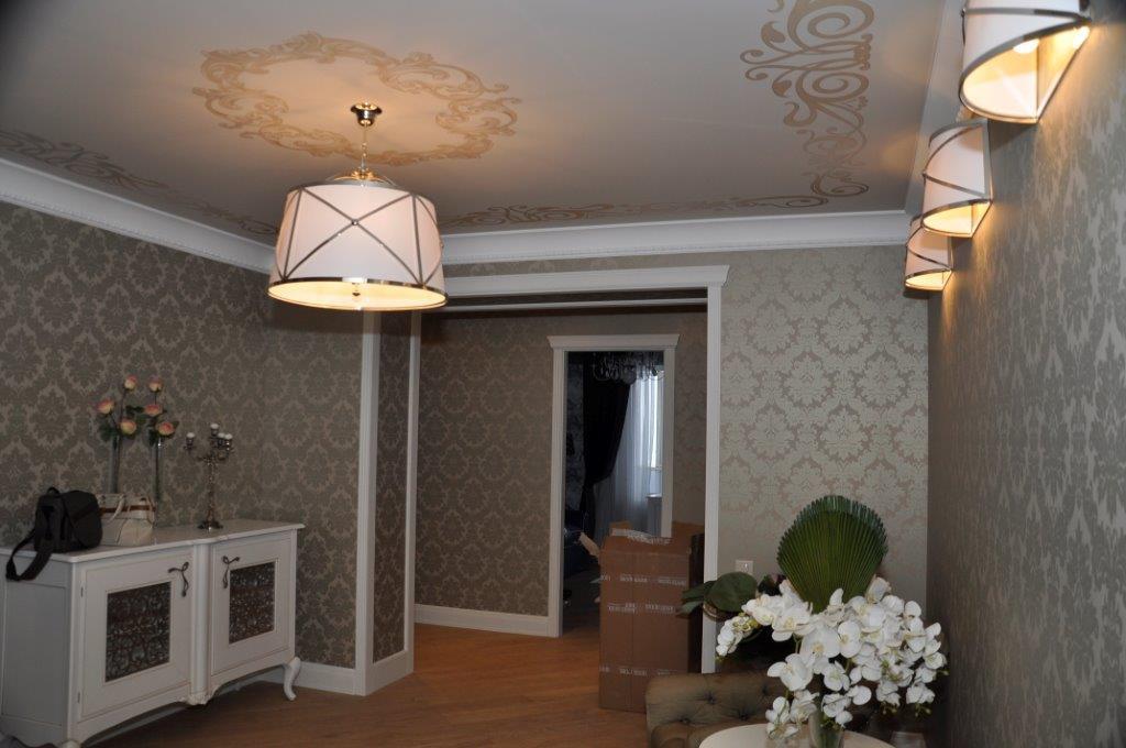 Дизайн интерьера квартиры, 180м2, г. Харьков