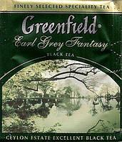 Чай пакетированный Greenfield EarlGreyFantasy 100 пак. x 2 г