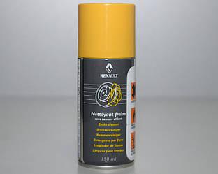 Спрей для чистки тормозной системы (150 мл) - Renault (Оригинал) - 7711422413