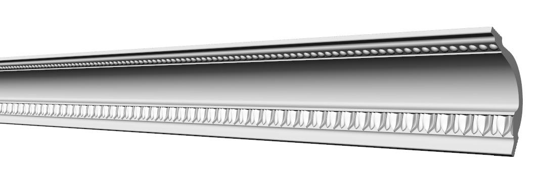 Карниз Glanzepol GP-22 (108x106)мм