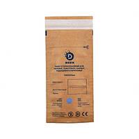 Крафт пакеты для стерилизации 75х150 (коричневые)
