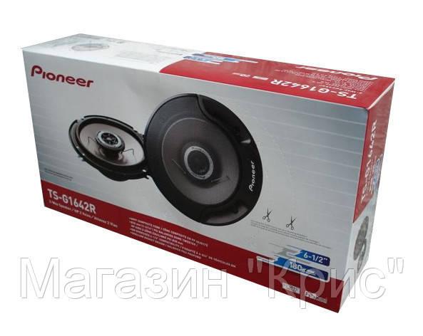 Автомобильная акустика колонки Pioneer TS-G1642R, автоколонки!Акция