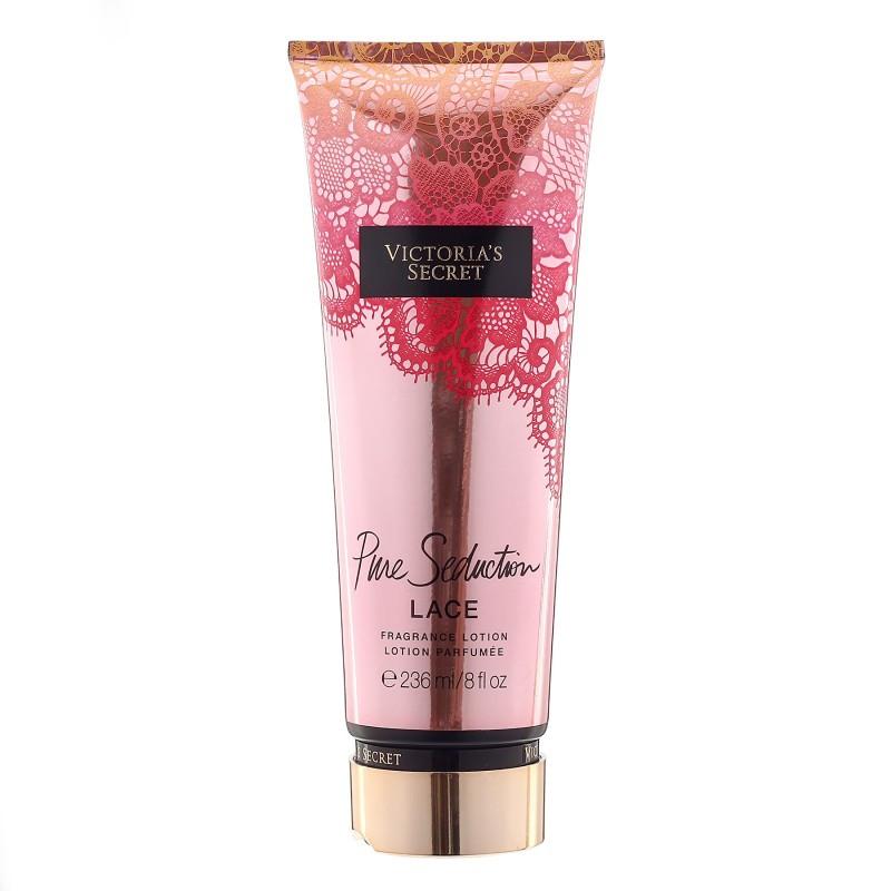 Парфюмированный лосьон для тела VICTORIA'S SECRET Pure Seduction Lace Fragrance Lotion 236 мл