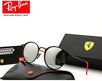Мужские солнцезащитные очки в стиле RAY BAN (3602  022/30)