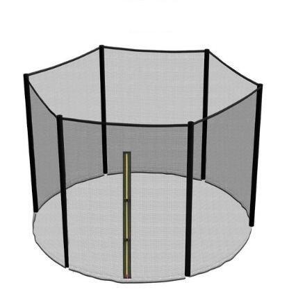 Сетка Atleto для батута 252 см