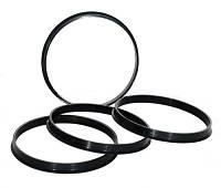 Центровочные кольца 108,1 x 98,5 (JN 1997) - Термостойкий поликарбонат 280°C, штука