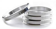 Центровочные кольца 84,1 x 71,6 (JN 2033) - aлюминевые 280°C, штука