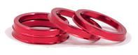 Центровочные кольца 67,1 x 58,6 (JN 2214) - aлюминевые 280°C, штука
