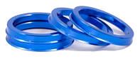 Центровочные кольца 72,6 x 64,1 (JN 2394) - aлюминевые 280°C, штука