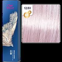 Wella Koleston Perfect ME+ 12/61 краска для волос, розовая карамель 60 мл