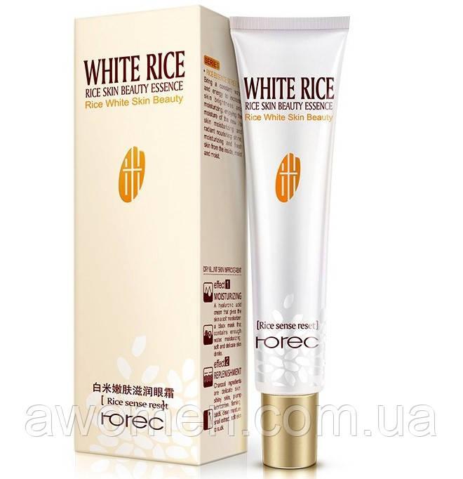 Крем для глаз Rorec c ферментированным рисом 20 g
