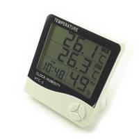 Термогигрометр электронный HTC-2 [погодная станция]