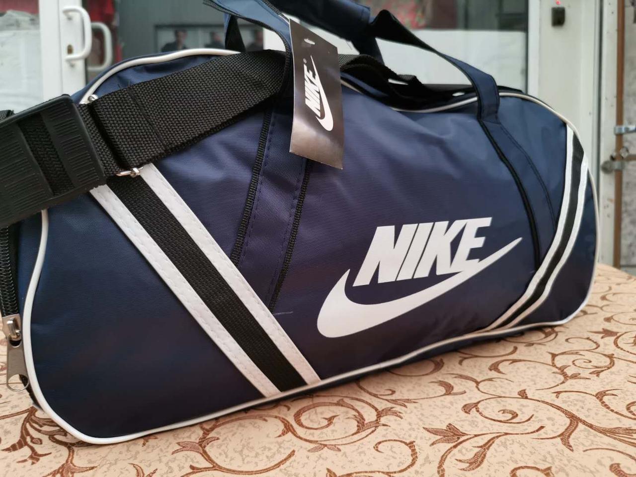 (30*63*22 Средне)Спортивная дорожная сумка NIKE только оптом