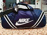 (30*63*22 Средне)Спортивная дорожная сумка NIKE только оптом, фото 2