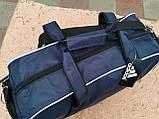 (30*63*22 Средне)Спортивная дорожная сумка NIKE только оптом, фото 4