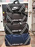 (30*63*22 Средне)Спортивная дорожная сумка NIKE только оптом, фото 6