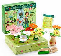 Набор Djeco Цветочный магазин Лилия и Роза