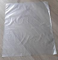 Прочный полиэтиленовый пакет шелестящий упаковочный 29*40/30/