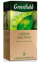 Чай пакетированный Greenfield GreenMelissa 25 пак. x 1,5 г