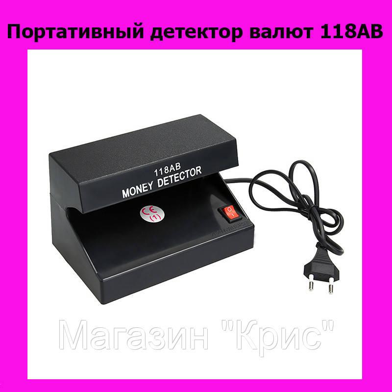 Портативный детектор валют 118AB!АКЦИЯ