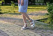 Женские босоножки Abbi с закрытой пяточкой, фото 2