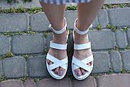 Женские босоножки Abbi с закрытой пяточкой, фото 5