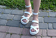 Женские босоножки Abbi с закрытой пяточкой, фото 10