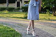 Женские босоножки Abbi с закрытой пяточкой, фото 8