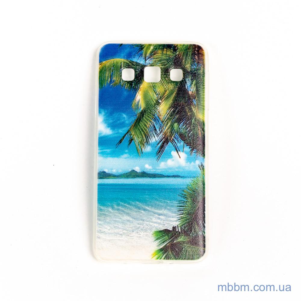 Чехлы для Samsung Galaxy A20 | A30 Silicon Foto A3 A300 bounty island (a300) 2014 Для телефона
