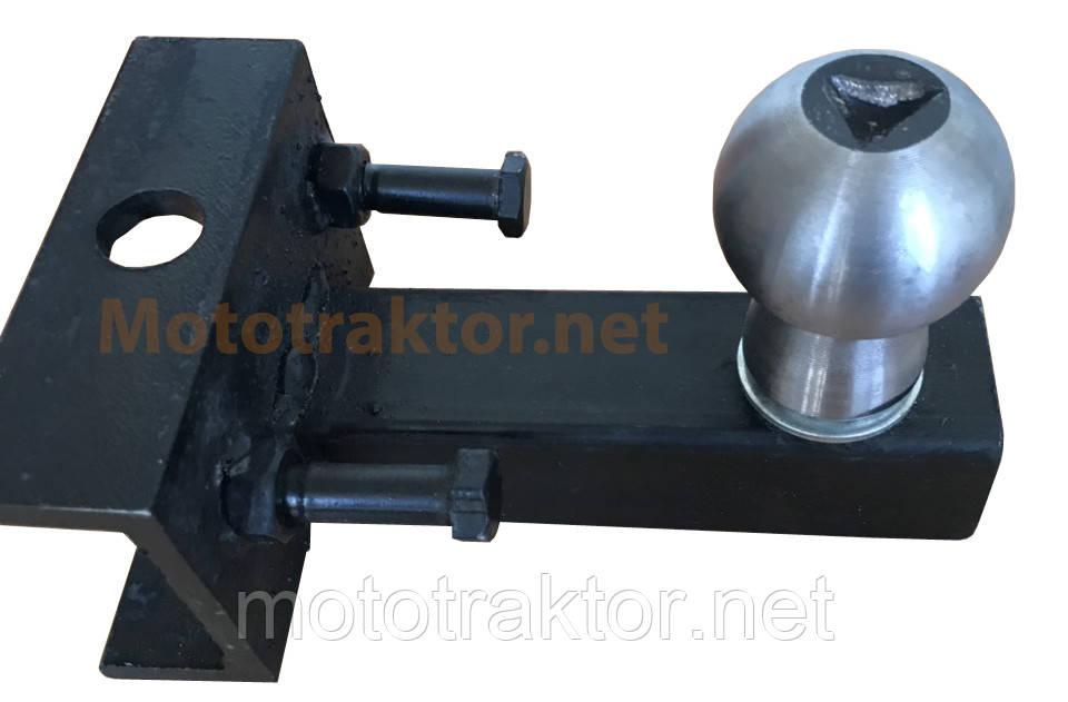 Фаркоп груша для мототрактора- переходник на прицеп