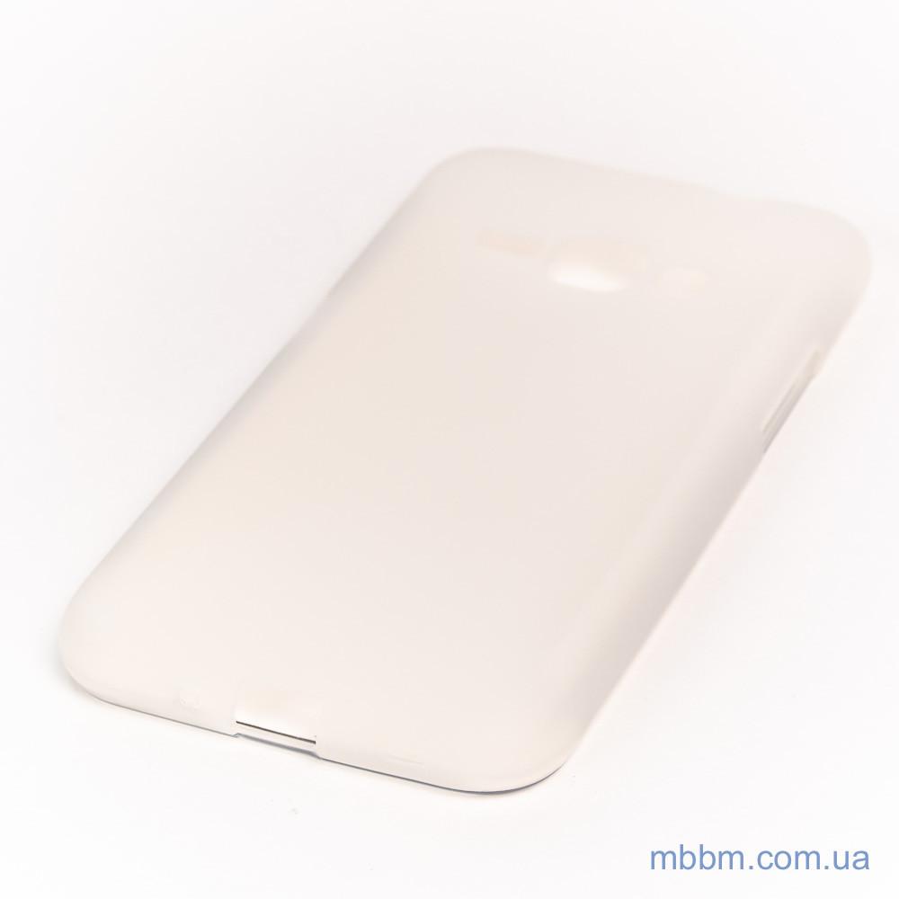 Чехол TPU Samsung Galaxy J120 white