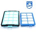 Комплект фильтров для пылесоса Philips FC8766 FC8767 FC8760 FC8764, фото 3