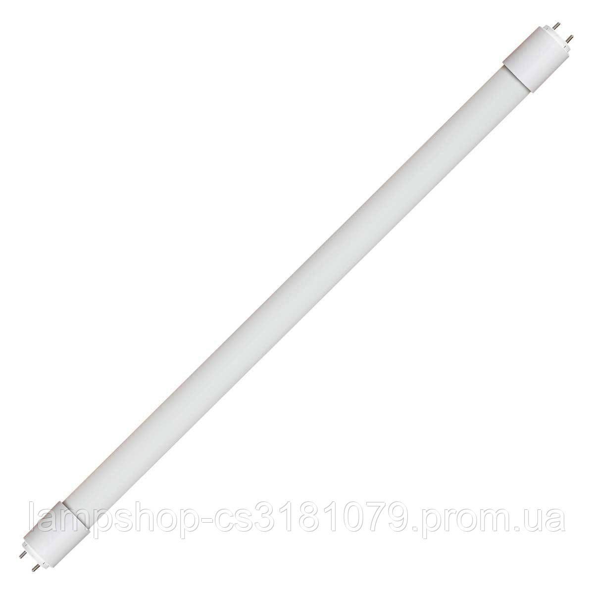 Светодиодная лампа Biom T8-GL-600-8W CW 6200К G13 стекло матовое