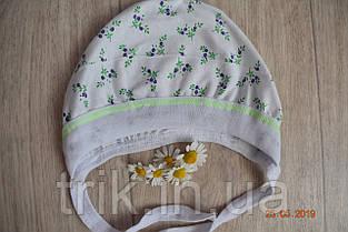 Чепчик детский TRIK расцветка сиреневая гвоздика, фото 2