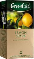 Чай пакетированный Greenfield LemonSpark 25 пак. x 1,5 г