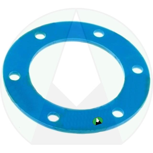 Втулка дистанционная ступицы ротора пластик польской роторной косилки (1.35 м) | 5036000040 WIRAX