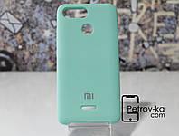Чехол для смартфона Xiaomi Redmi 6 Soft-touch Blue