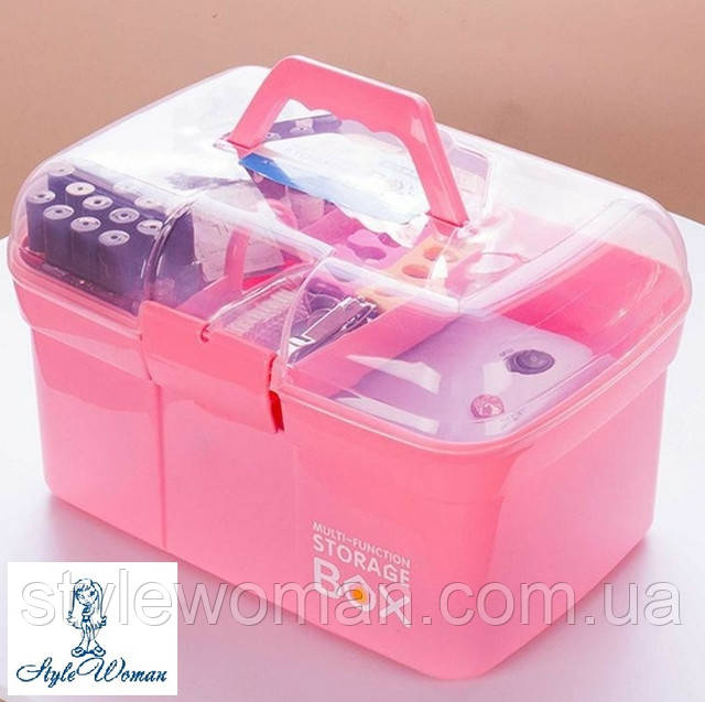 Кейс для майстра косметології пластик