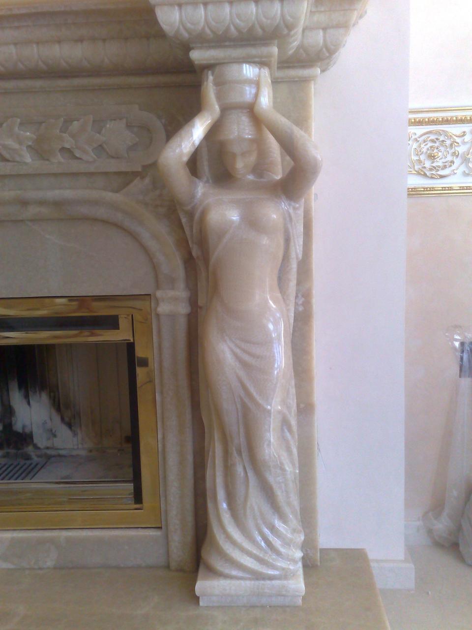 Скульптуры из оникса, фото 1