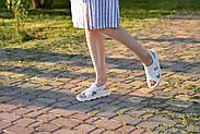 Босоножки женские Abbi с волнистой подошвой, фото 8